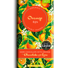 Chocolate And Love – Orange 65%