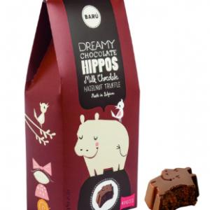 Baru – Hippo's Hazelnut Truffle