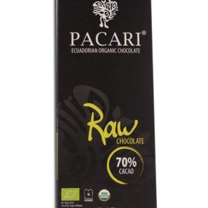 Pacari – Raw 70%